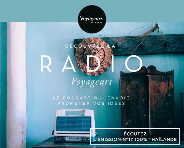 Découvrez la radio Voyageurs