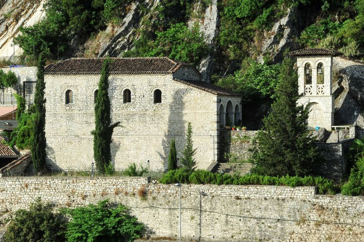 Berat - Albanie