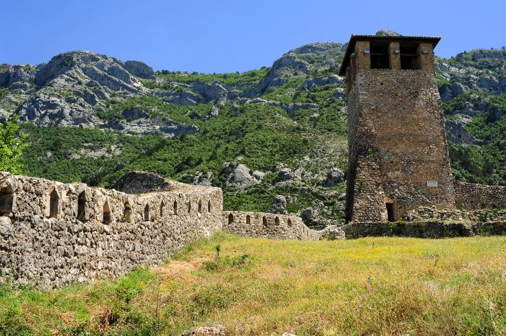Forteresse de Kruja - Albanie