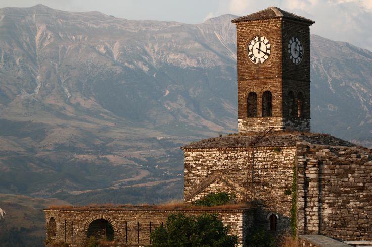 Citadelle de Gjirokaster - Albanie