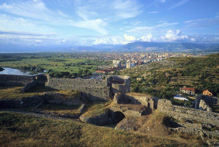 Citadelle de Rozafa - Shkodra - Albanie