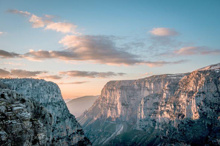 Gorges de Vikos - Aristis - Grèce