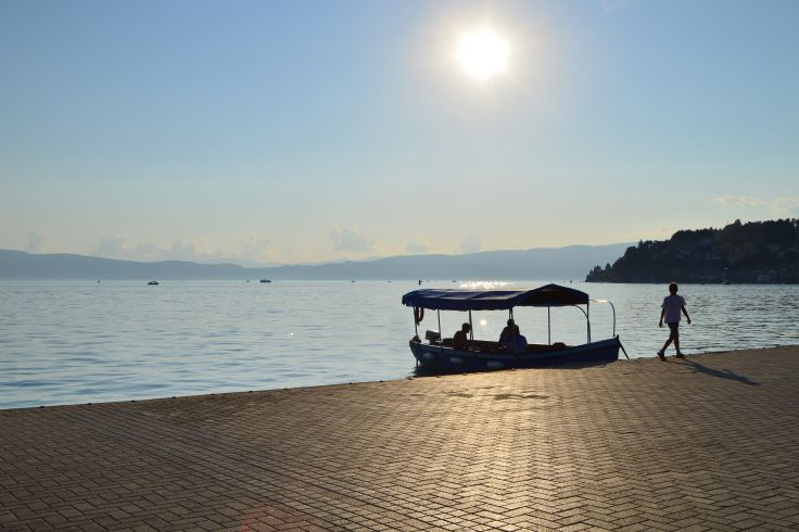 Lac Ohrid - Balkans
