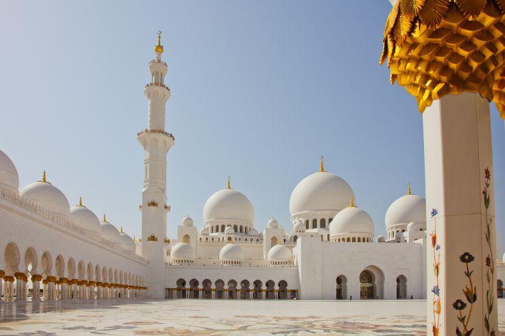 Grande Mosquée Sheikh Zayed - Abou Dhabi