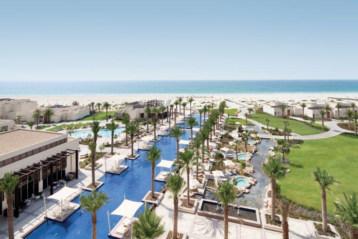 Abu Dhabi Plage - Emirats Arabe Unis