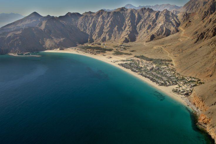 Zighy Bay - Oman