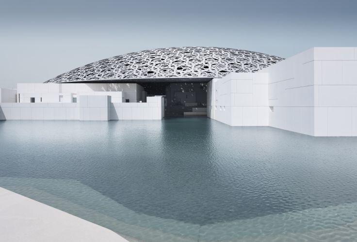 Louvre Abu Dhabi - Emirats Arabes Unis