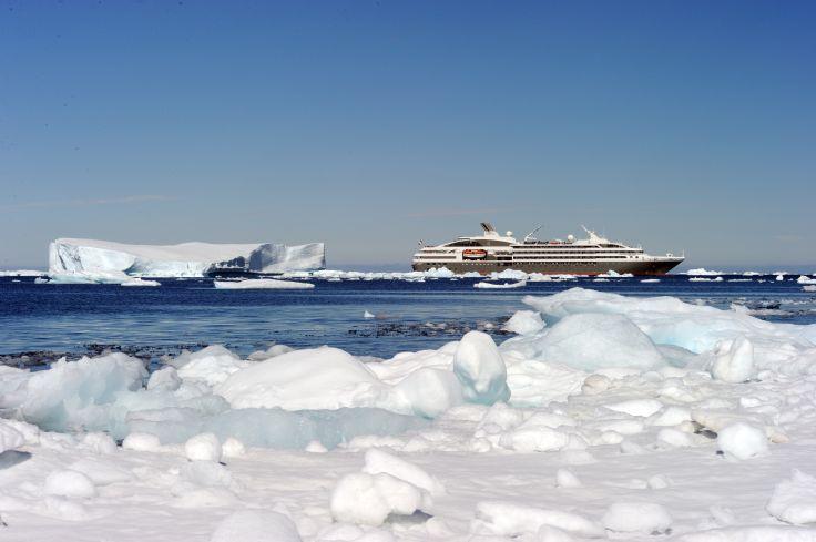 Croisière sur le Boréal - Antarctique