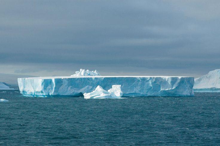 Mer de Weddel - Antarctique