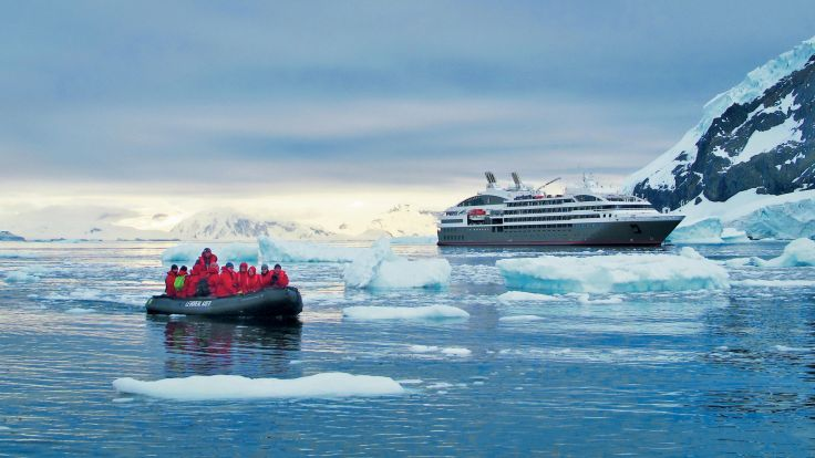 Le Boreal - Antarctique
