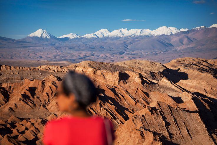 Paso de Jama - Sommets et déserts des Andes