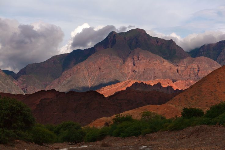 Quebrada de las Conchas - Salta - Argentine