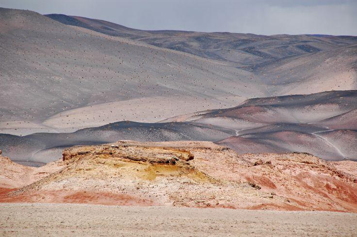 Quebrada de las Conchas - Cafayate - Province de Salta - Argentine