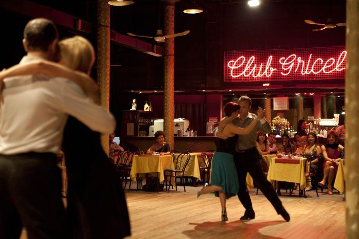 Danse - Argentine
