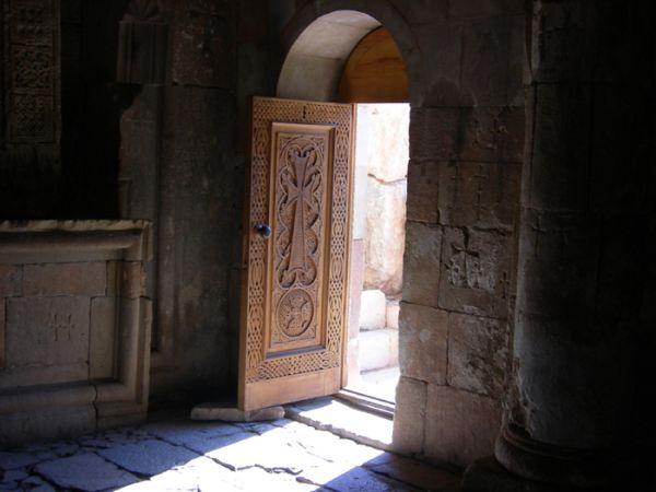 Douce romance en Arménie