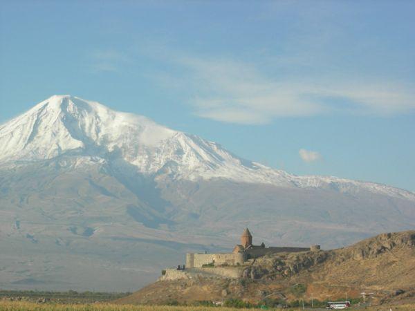 Eglises et monastères d'Arménie