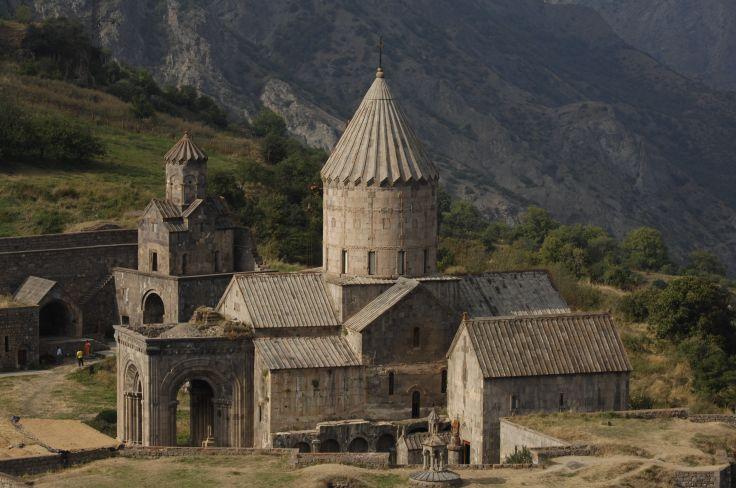 Mon voyage en Arménie