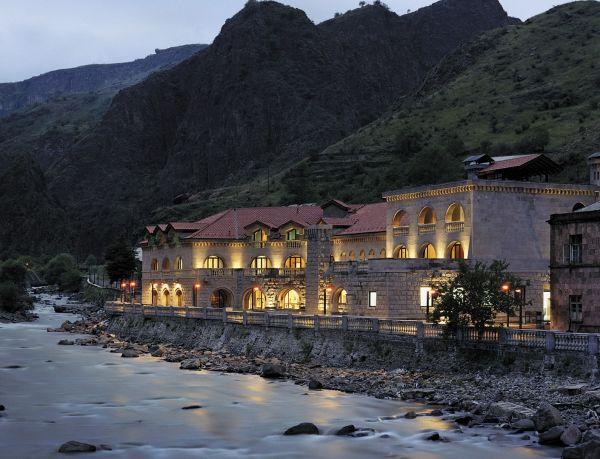 L'Arménie en hôtels de charme