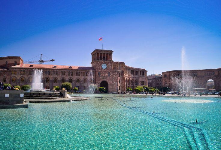 Erevan - Arménie