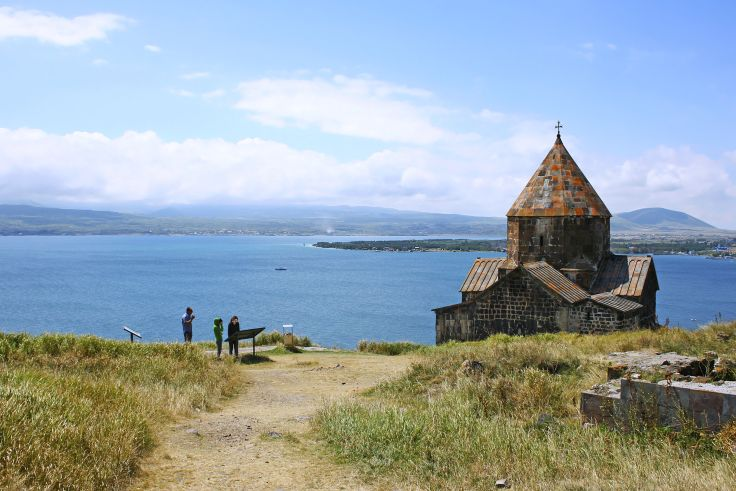 Sevan - Arménie