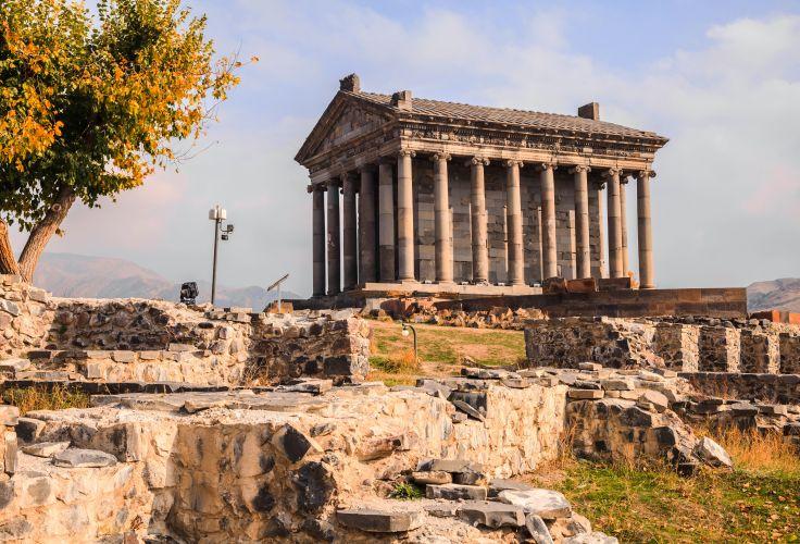Temple de Garni - Kotayk - Arménie