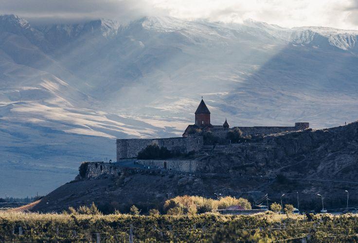 Monastère de Khor Virap - Ararat - Arménie