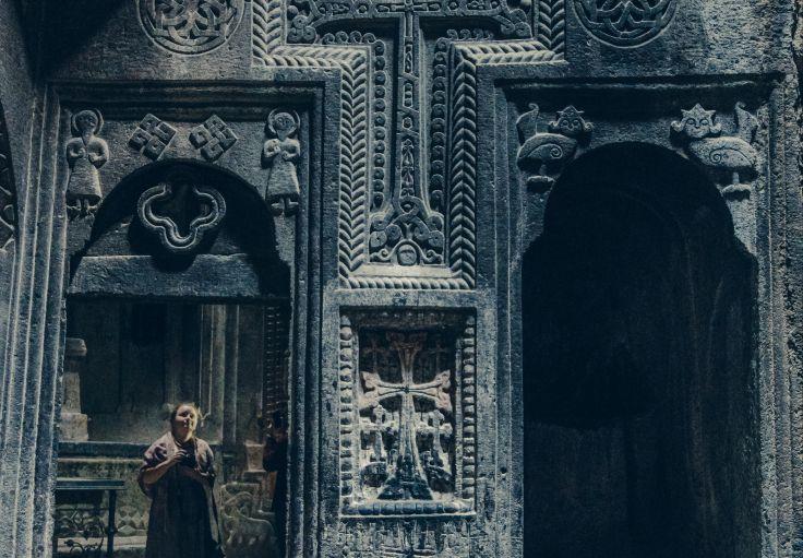 Monastère de Geghard - Goght  - Arménie