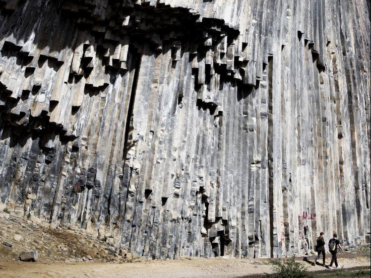 Orgues basaltiques - Garni - Arménie