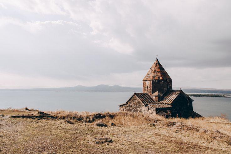 Monastère de Stepanavank et Lac Sevan - Arménie