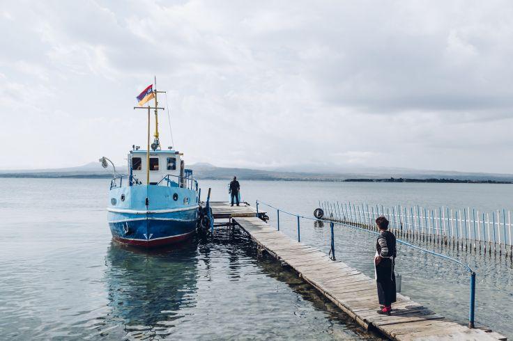 Lac Sevan - Gegharkunik - Arménie