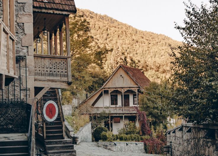 Dilidjan - Tavush - Arménie