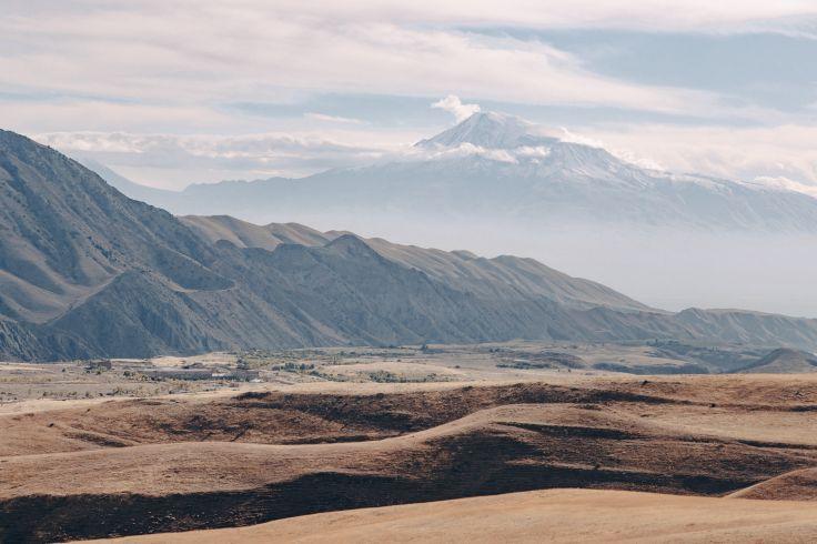 Mont Ararat - Kotayk - Arménie