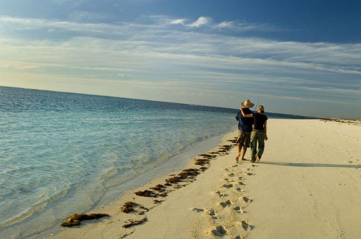 Just Married - L'Australie pour voyage de noces