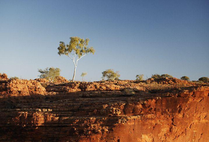 Australie - Mer et désert