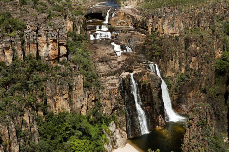 Twin Falls - Kakadu National Park - Top End - Territoire du Nord - Australie