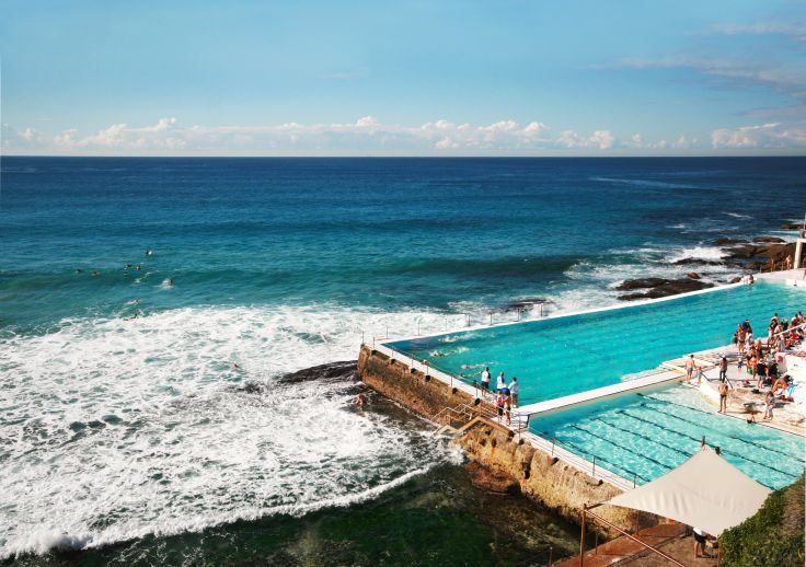 Bondi Beach - Sydney - Australie