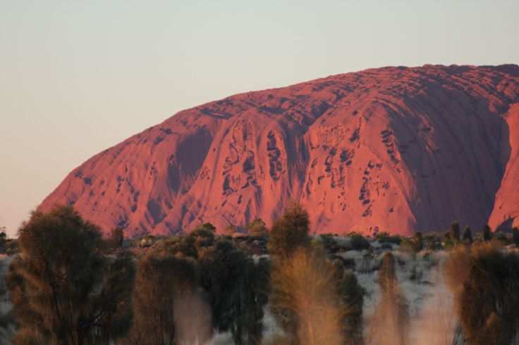 Ayers Rock - Australie