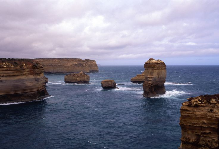 Great Ocean Road - Parc National de Port Campbell - Australie