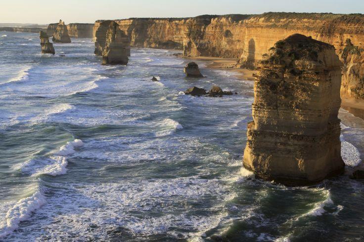 The Twelve Apostles - Parc National de Port Campbell - Australie