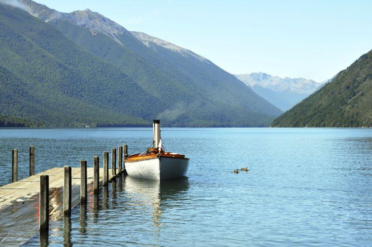 Région de Wellington - Nouvelle Zélande