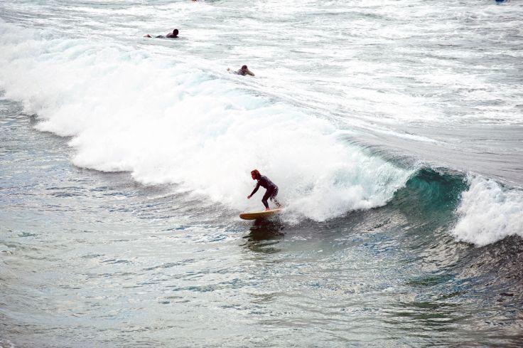 Surfeur à Sydney - Australie