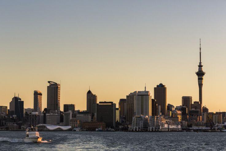 Auckland - Ile du Nord - Nouvelle Zélande