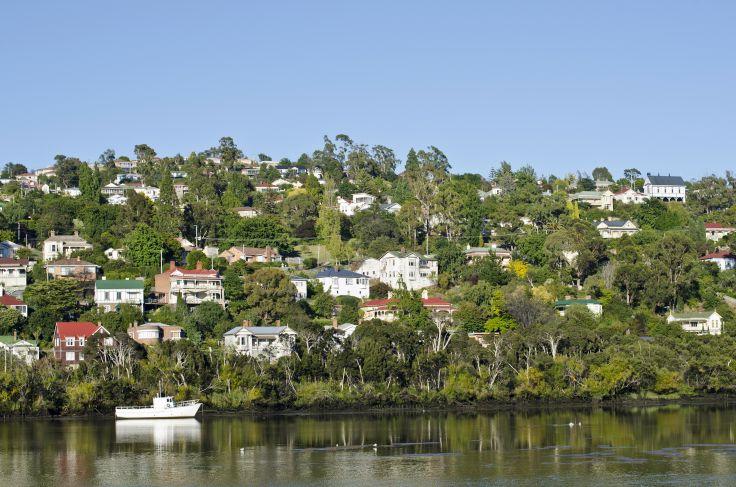 Strahan - Tasmanie - Australie