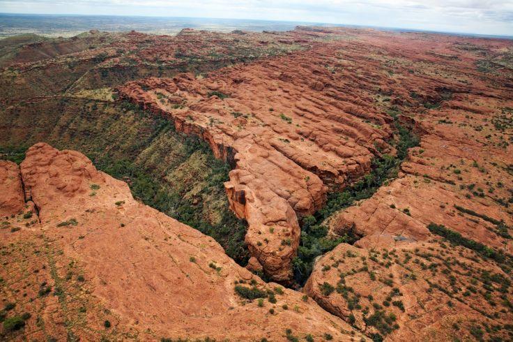 Kings Canyon - Territoire du Nord - Australie