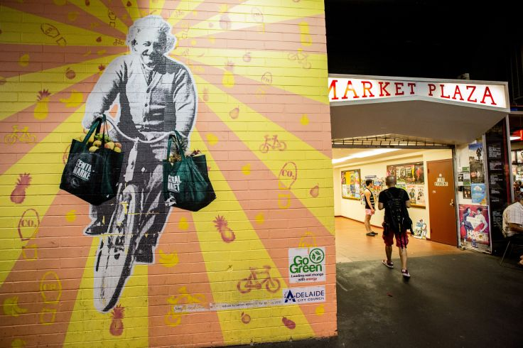 Market Plaza - Adelaïde - Australie