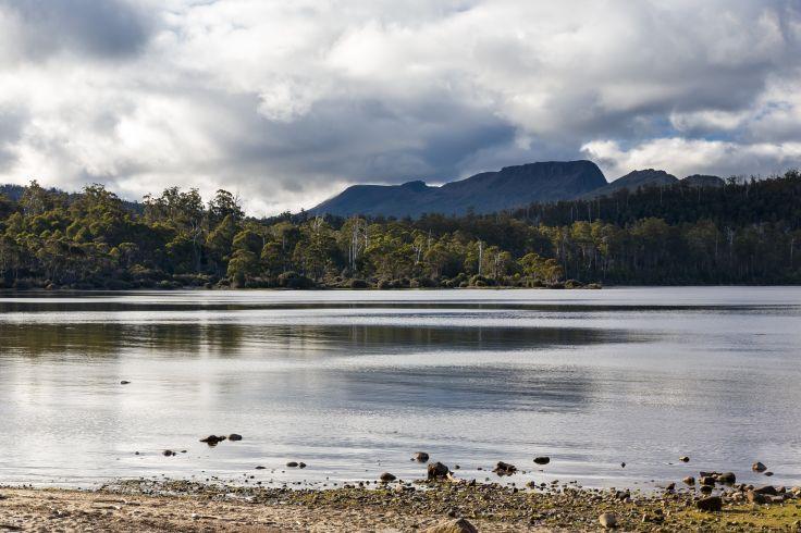 Parc national de Cradle Mountain-Lake St Clair - Tasmanie - Australie