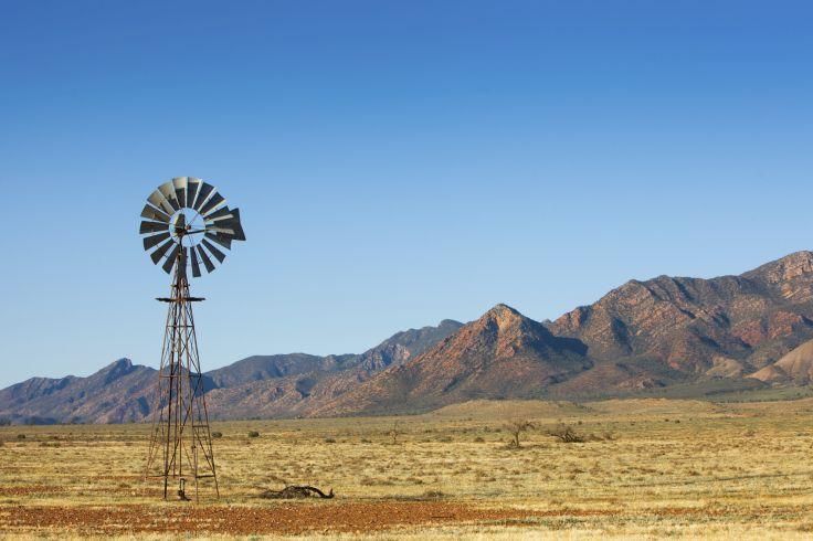 Flinders Range - Australie