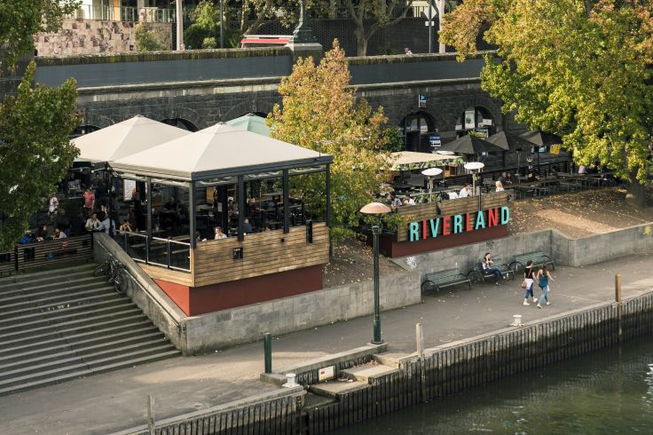 Southbank - Melbourne - Australie