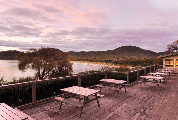 Freycinet Park - Australie