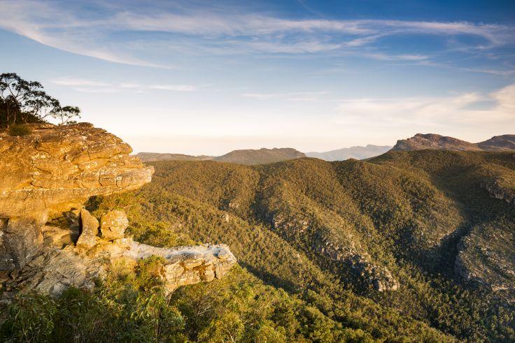 Région de Halls Gap - Victoria - Australie